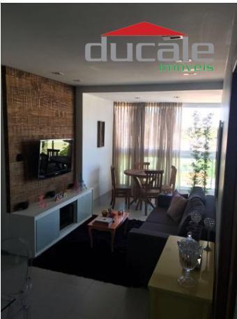 Apartamento residencial à venda, Bento Ferreira, Vitória. - AP0849