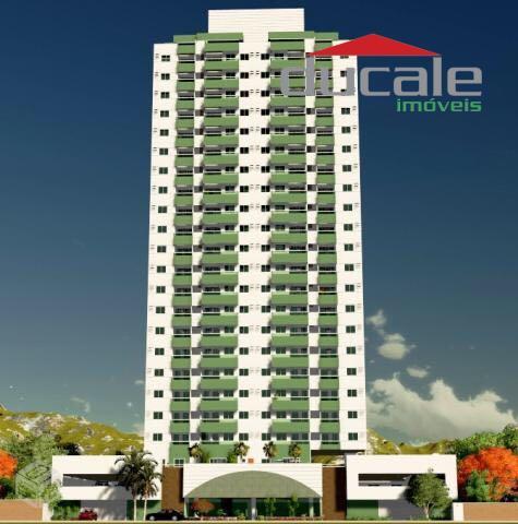 Apartamento residencial à venda, Santa Inês, Vila Velha. - AP0779