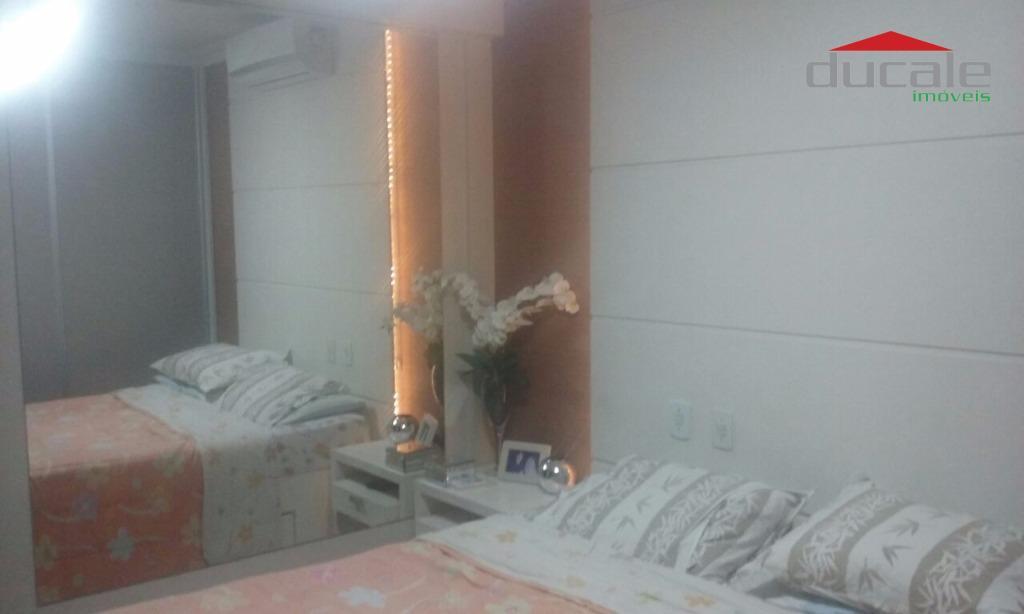 Apartamento residencial à venda, Jardim Camburi, Vitória. - AP0513