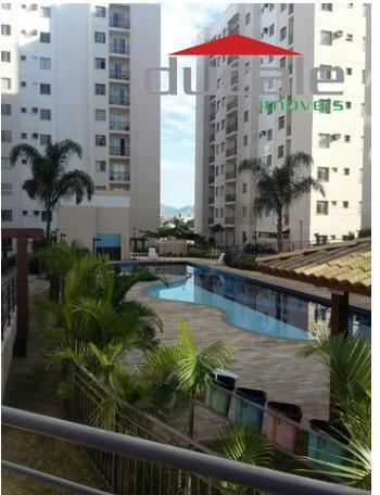 Apartamento residencial à venda, Chácara Parreiral, Serra. - AP0832