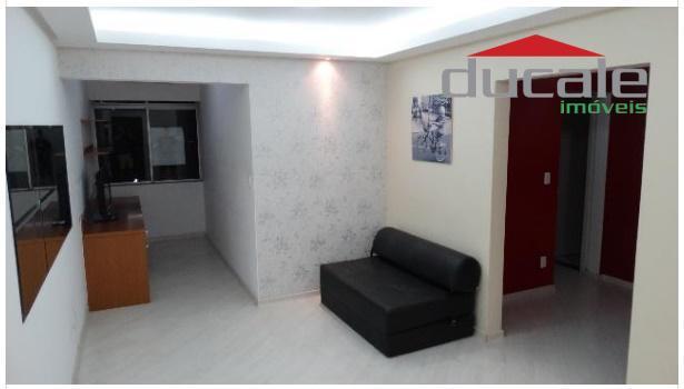 Apartamento residencial à venda, Jardim Camburi, Vitória. - AP0745