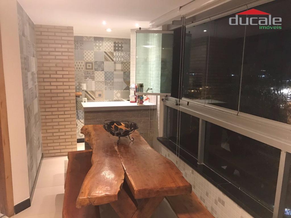 Apartamento residencial à venda, Jardim Camburi, Vitória. - AP0501