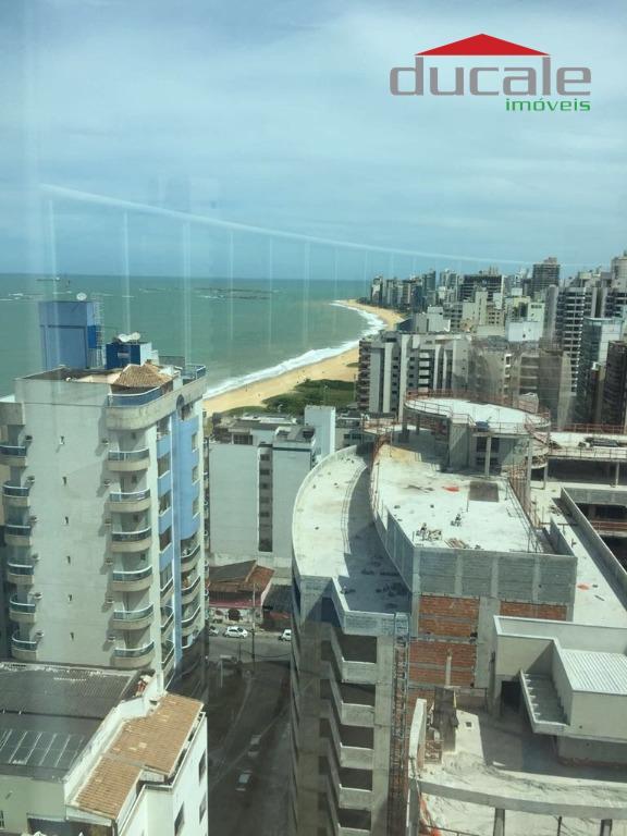 Apartamento residencial à venda, Praia da Costa, Vila Velha. - AP0883