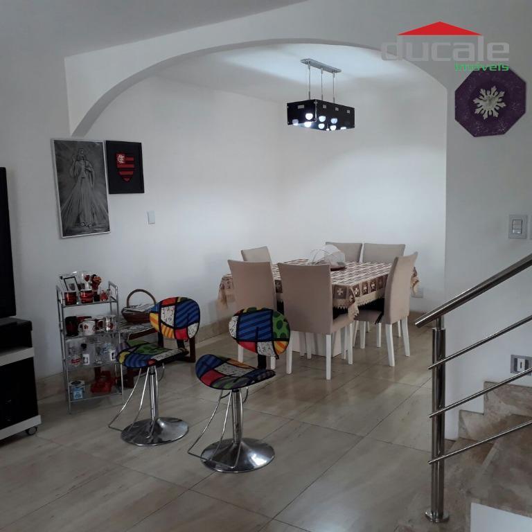 Casa residencial à venda, Jardim da Penha, Vitória. - CA0093