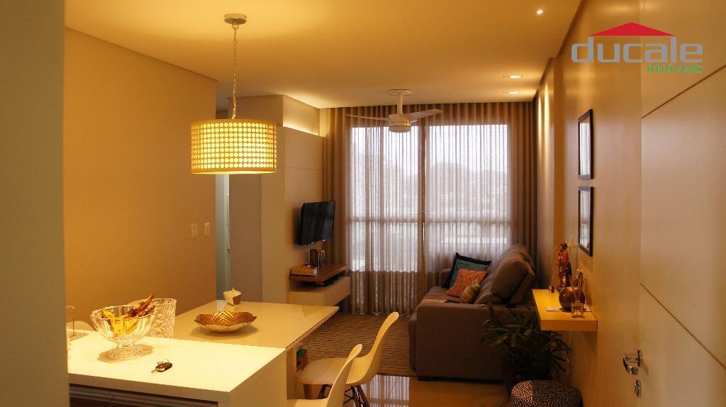 Apartamento residencial à venda, Bento Ferreira, Vitória. - AP0914