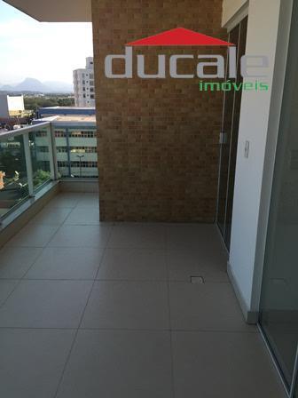 Apartamento residencial à venda, Jardim Camburi, Vitória. - AP0464
