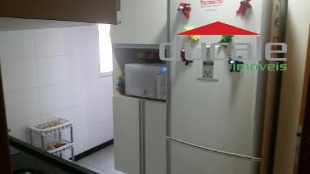 Apartamento residencial à venda, Jardim Camburi, Vitória. - AP0616