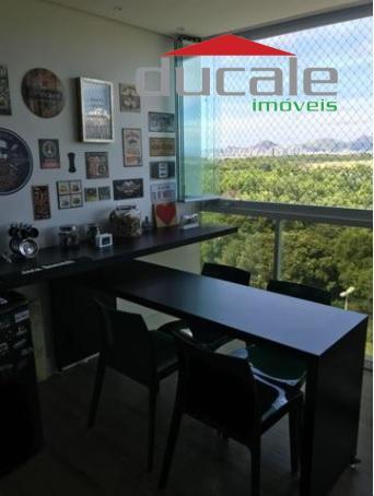 Apartamento residencial à venda, Jardim Camburi, Vitória. - AP0900