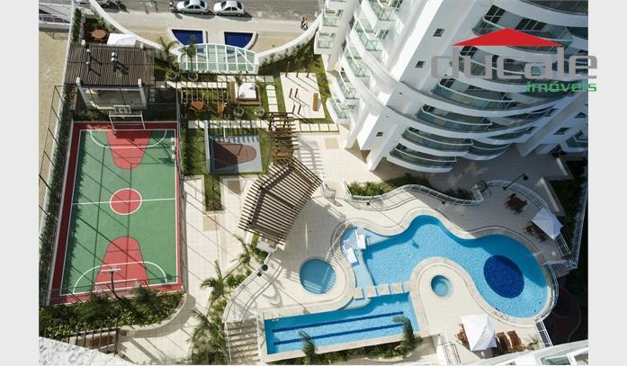 Apartamento residencial à venda, Enseada do Suá, Vitória. - AP0551