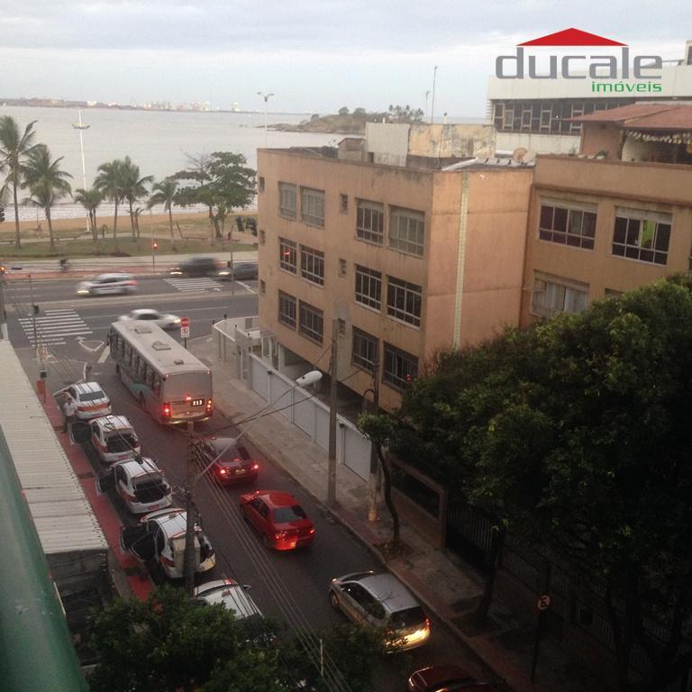 Frente para o mar de Camburi - 1 quarto apart hotel - FL0004