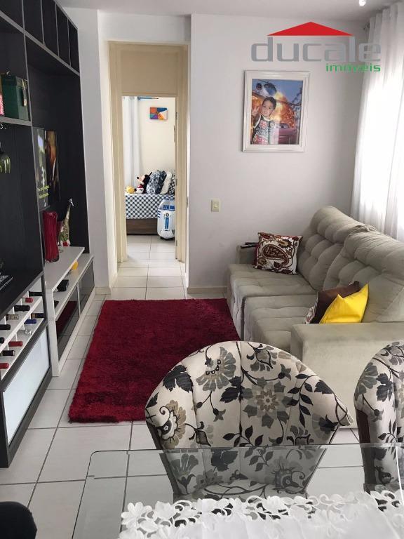 Apartamento 2 quartos suíte 1 vaga Condominio Arboretto Serra ES - AP0825