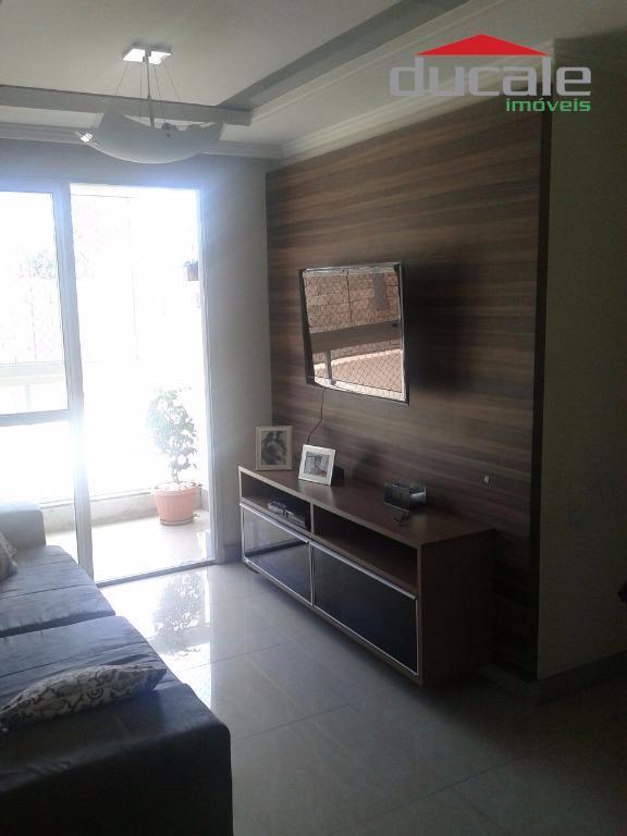 Apartamento residencial à venda, Jardim Camburi, Vitória. - AP0588