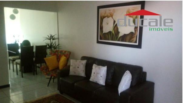 Apartamento residencial à venda, Jardim Camburi, Vitória. - AP0764
