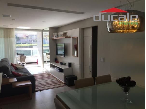 Apartamento residencial à venda, Jardim Camburi, Vitória. - AP0784