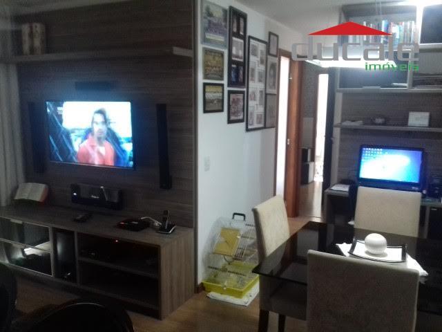 Apartamento residencial à venda, Jardim Camburi, Vitória. - AP0573