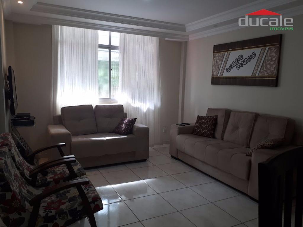 Apartamento residencial à venda, Itapuã, Vila Velha. - AP0758