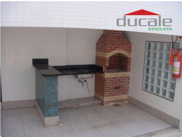 Apartamento residencial à venda, Jardim Camburi, Vitória. - AP0901
