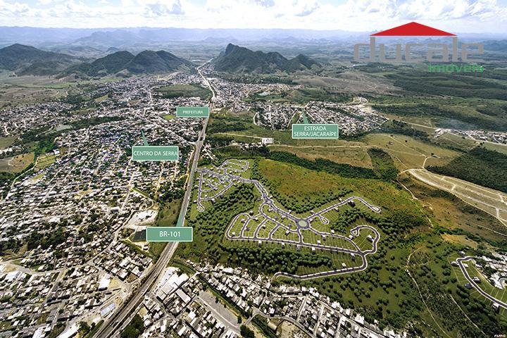 Cidade Verde Serra - Terreno residencial à venda, Centro, Serra ES - TE0005