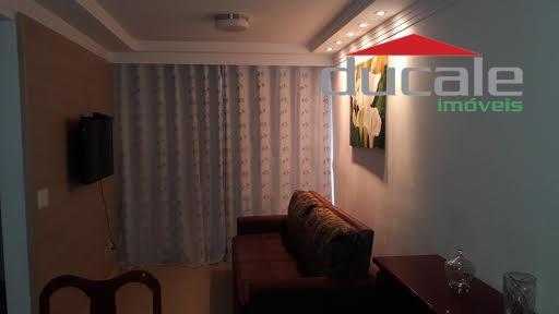 Apartamento residencial à venda, Jardim Camburi, Vitória. - AP0661