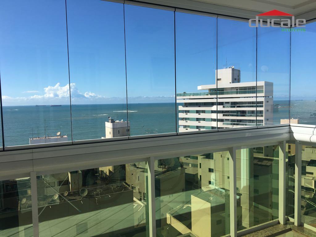 Apartamento residencial à venda, Praia da Costa, Vila Velha. - AP0658