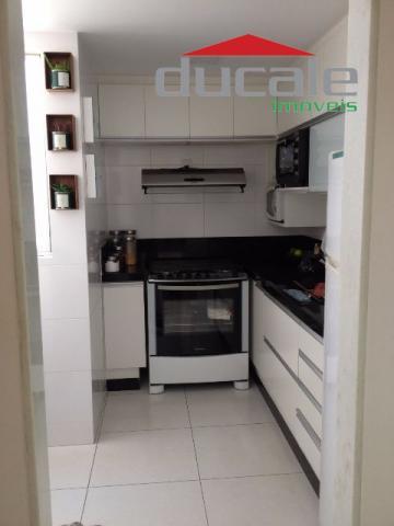 Apartamento residencial à venda, Jardim Camburi, Vitória. - AP0515