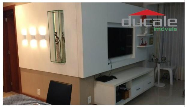 Apartamento residencial à venda, Praia de Santa Helena, Vitória. - AP0713