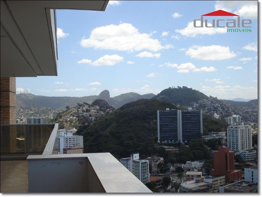 Apartamento residencial à venda, Enseada do Suá, Vitória. - AP0669
