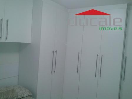 Apartamento residencial à venda, Jardim Camburi, Vitória. - AP0700