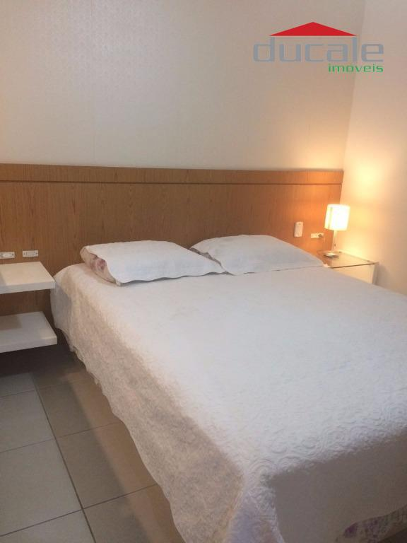 Apartamento residencial à venda, Jardim Camburi, Vitória. - AP0536