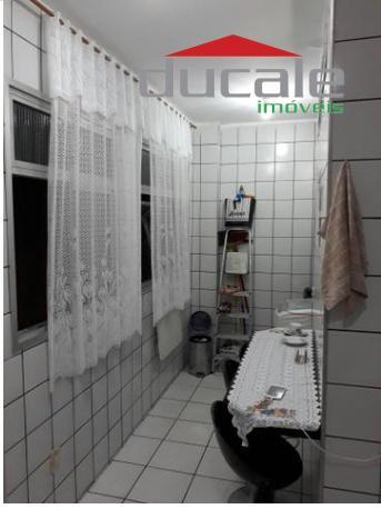 Apartamento residencial à venda, Jardim Camburi, Vitória. - AP0749