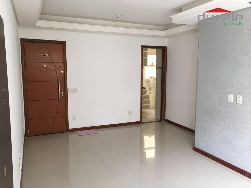 Apartamento residencial à venda, Jardim Camburi, Vitória. - AP0797