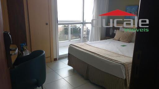 Flat residencial à venda, Jardim Camburi, Vitória.