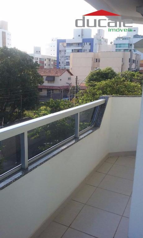 Apartamento residencial à venda, Jardim Camburi, Vitória. - AP0587