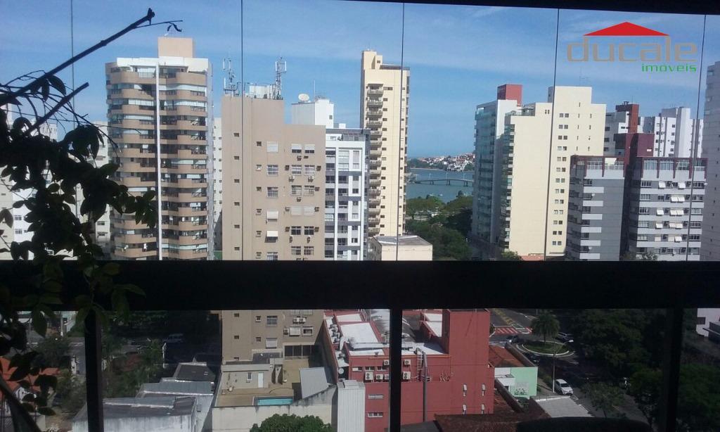 Apartamento  residencial à venda, Praia do Canto, Vitória. - AP0461