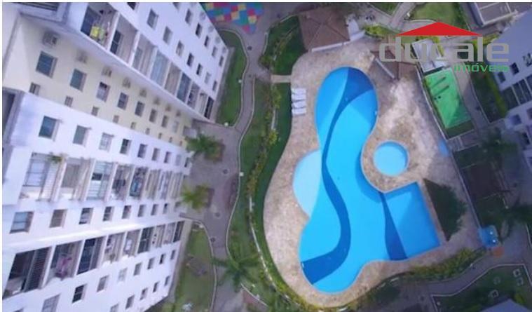 Apartamento residencial à venda, Laranjeiras, Serra. - AP0733