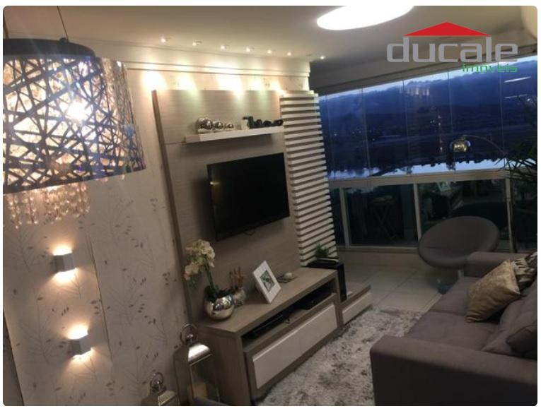 Apartamento residencial à venda, Jardim Camburi, Vitória. - AP0732
