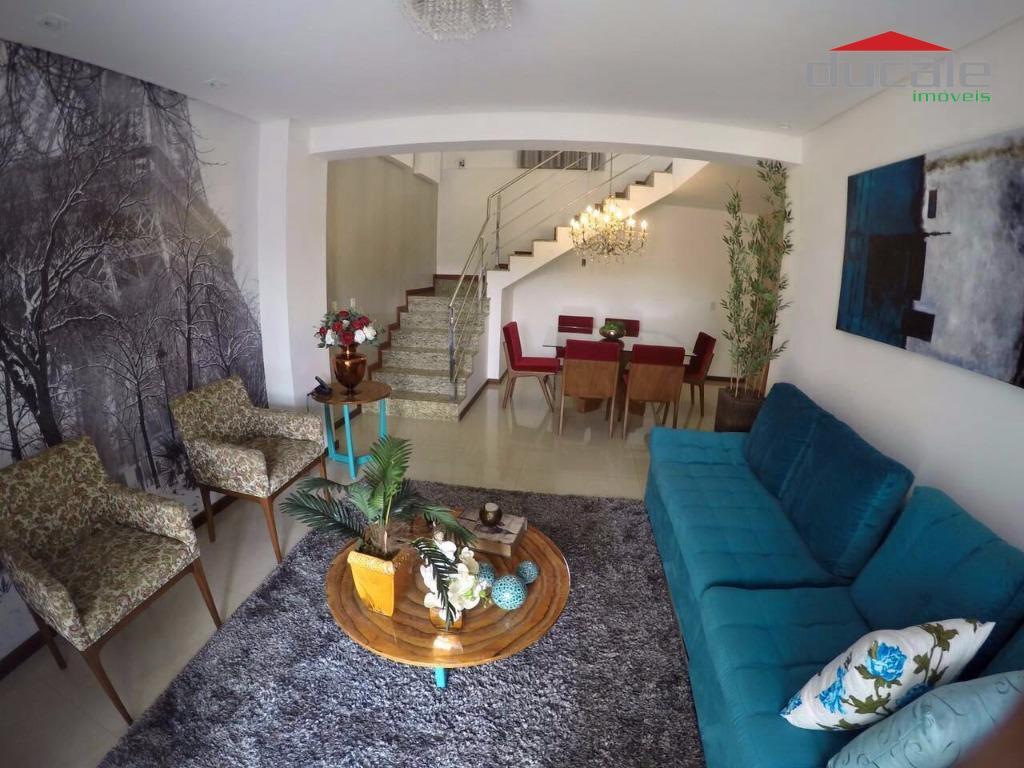 Colina de laranjeiras / Serra - Es Casa 4 quartos no aldeia parque - igarapé - CA0032
