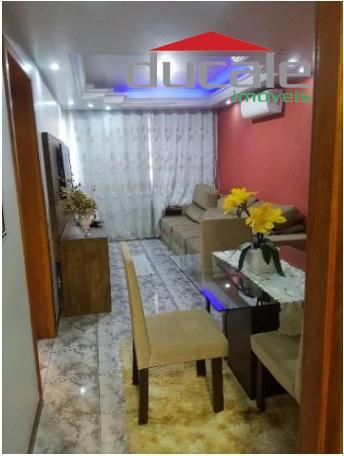 Apartamento residencial à venda, Jardim Camburi, Vitória. - AP0774