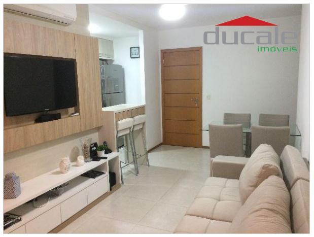 Apartamento residencial à venda, Bento Ferreira, Vitória. - AP0689