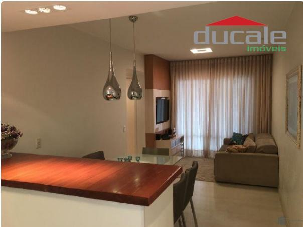Apartamento residencial à venda, Praia do Canto, Vitória. - AP0808