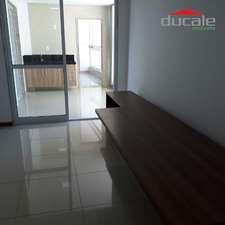 Apartamento residencial para locação, Morada de Camburi, Vitória. - AP0894