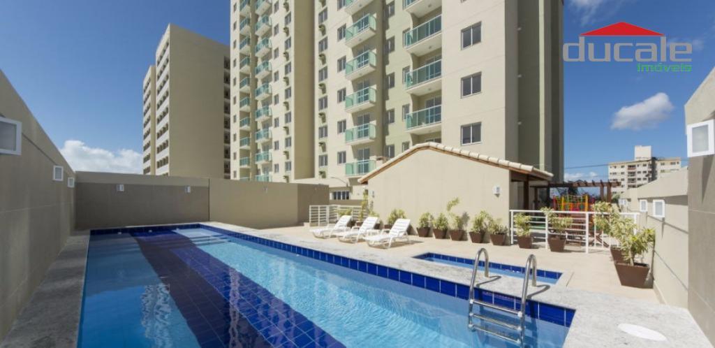 VENTURA RESIDENCE Apartamento 2 quartos suite - AP0619